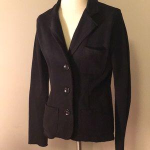 EUC comfy material blazer